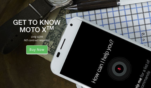 Moto X Republic Wireless