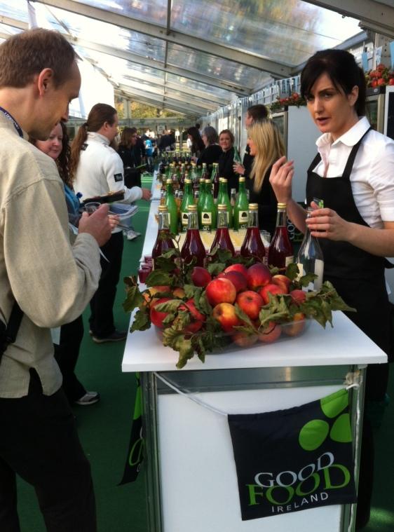 Ireland food show