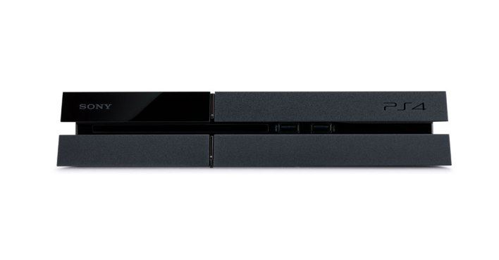 The PS4 positions itself as the device of choice for hardcore gamers.