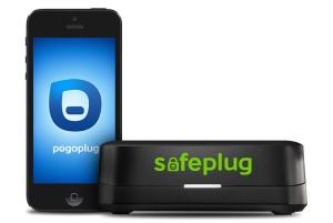 Safeplug with phone