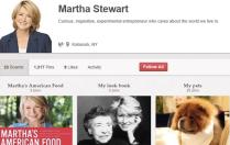 Martha Stewart Pinterest