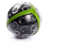Panono throwable ball camera