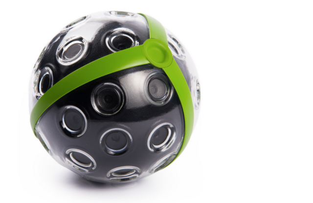 Panono throwable ball camera