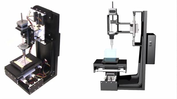 The Mini Metal Maker 3D printer. Photo courtesy of Mini Metal Maker