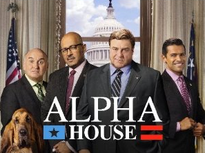 Alpha House screenshot