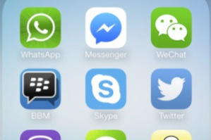 On Device Messaging apps
