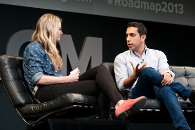 Sean Rad Tinder Roadmap 2013