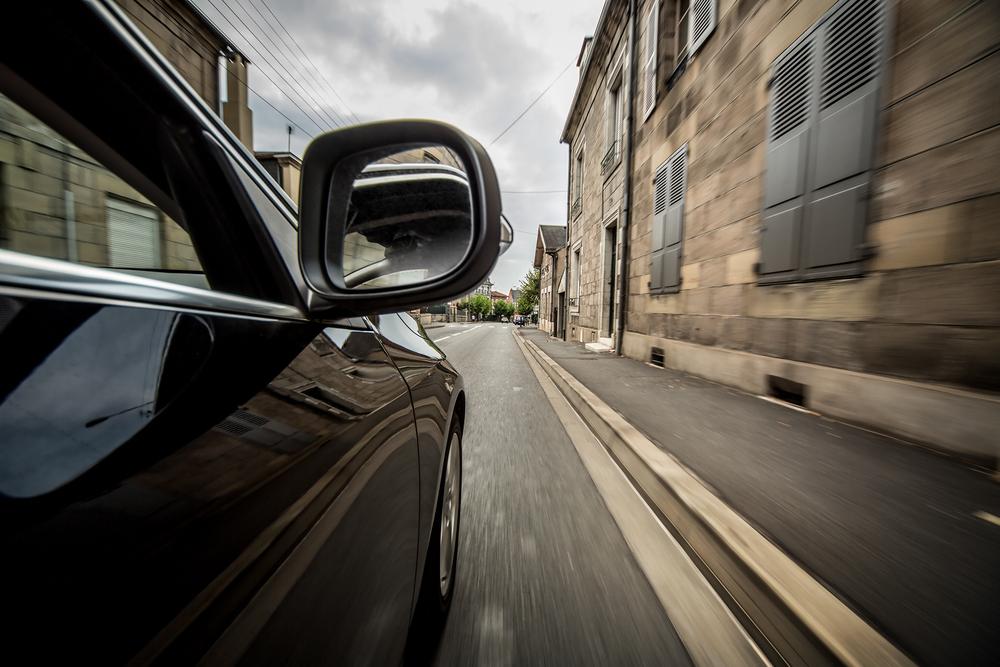 Town car ride-hailing Uber