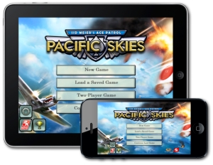 Sid Meiers Ace Patrol Pacific Skies