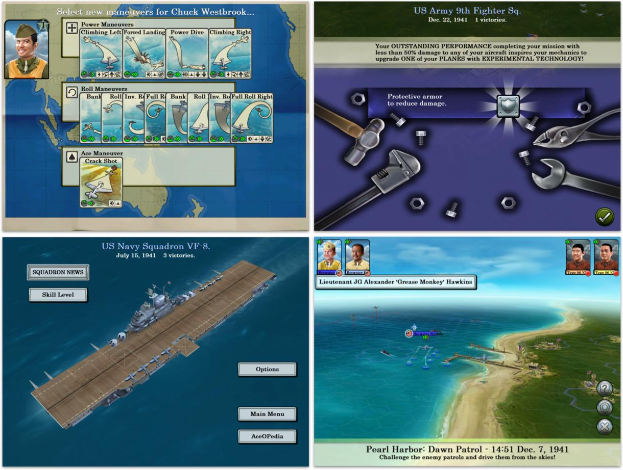 Sid Meiers Ace Patrol Pacific Skies