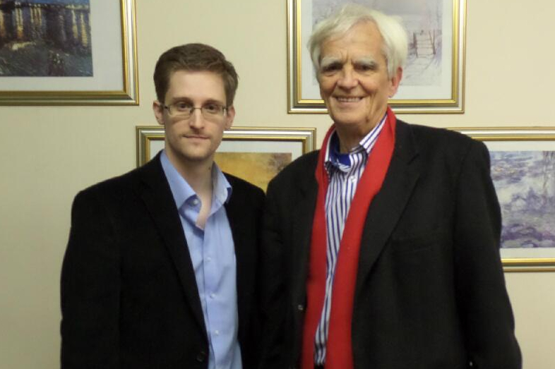 Snowden and Stroebele