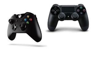 xboxone vs ps4 gaming