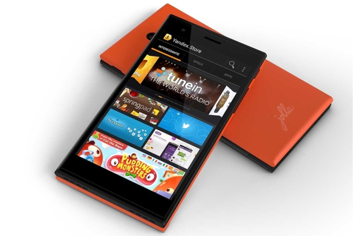 Yandex on Jolla
