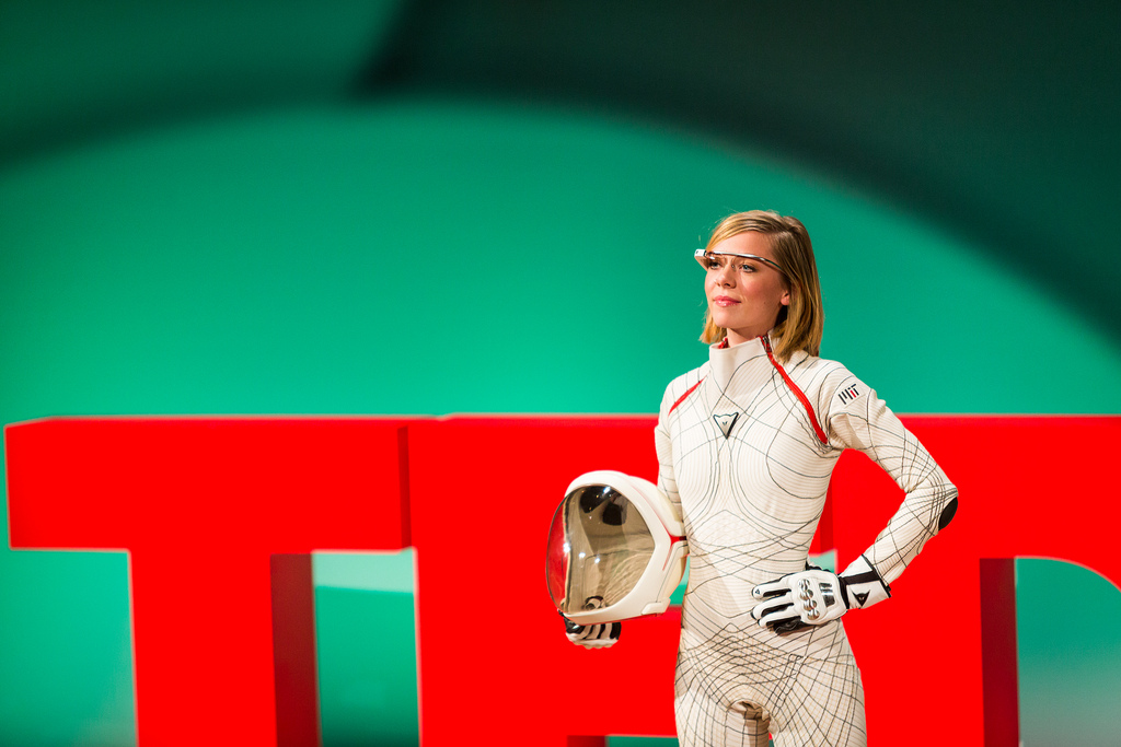 Image courtesy of TED Women
