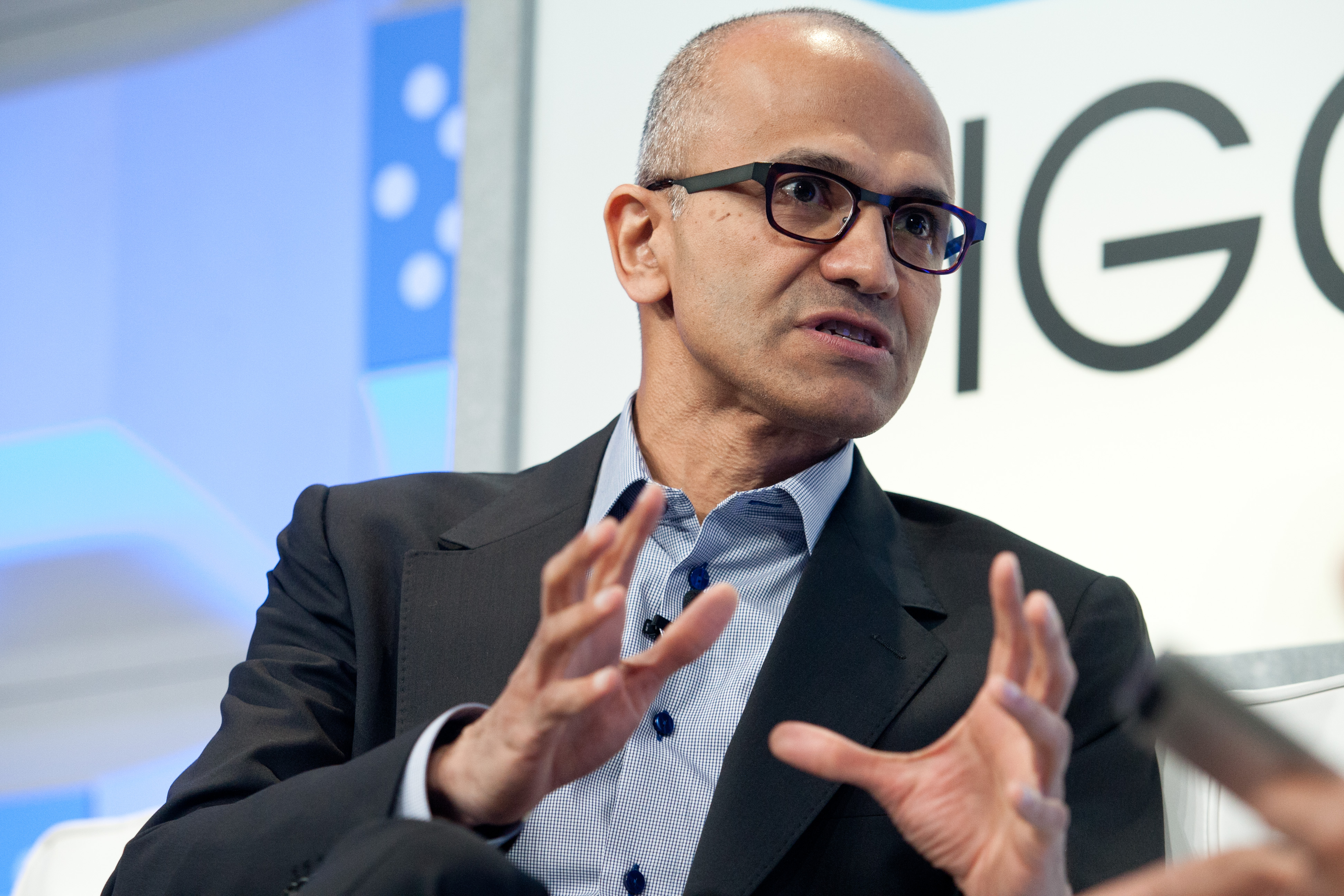 Speakers: Satya Nadella - President, Server and Tools Business, Microsoft
