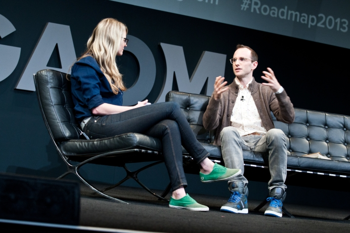 Moderated by: Katie Fehrenbacher — Senior Writer, Gigaom Speaker: Joe Gebbia — Co-Founder and Chief Product Officer, Airbnb