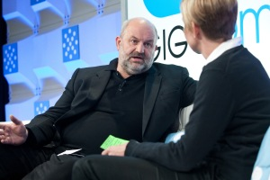 Moderated by: Jo Maitland - Research Director, GigaOM Research	 Speakers: Werner Vogels - CTO, Amazon.com
