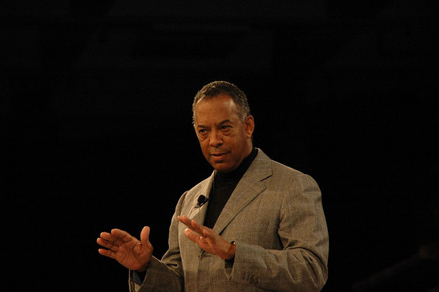 Microsoft director John Thompson