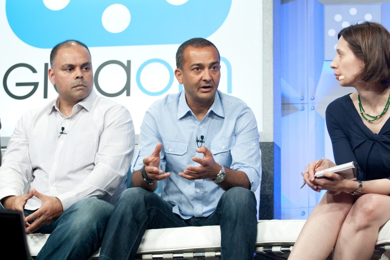 Structure 2013:  Stacey Higginbotham – Senior Writer, GigaOM;  Najam Ahmad – Director, Technical Operations, Infrastructure, Facebook;  Vijay Gill – GM, Microsoft