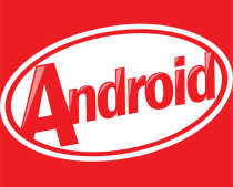 Android KitKat font