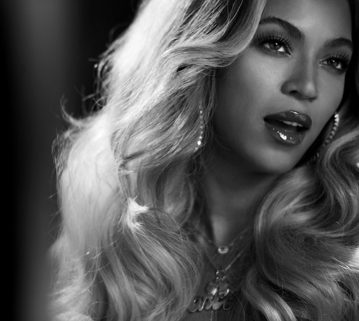 Beyonce. Photo courtesy of Beyonce PR