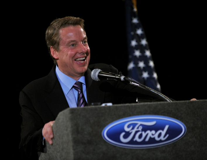 Bill Ford Speaks On Global Economy