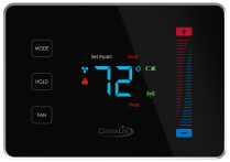 CentraLite Touchscreen Thermostat