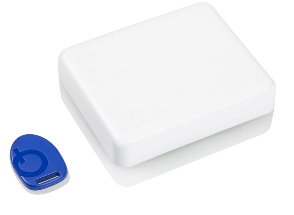 iBeacon devices from Qualcomm's subsidiary Gimbal