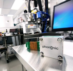 Phononic's heat pump at the company's facility