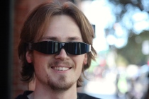 Atheer One augmented reality glasses