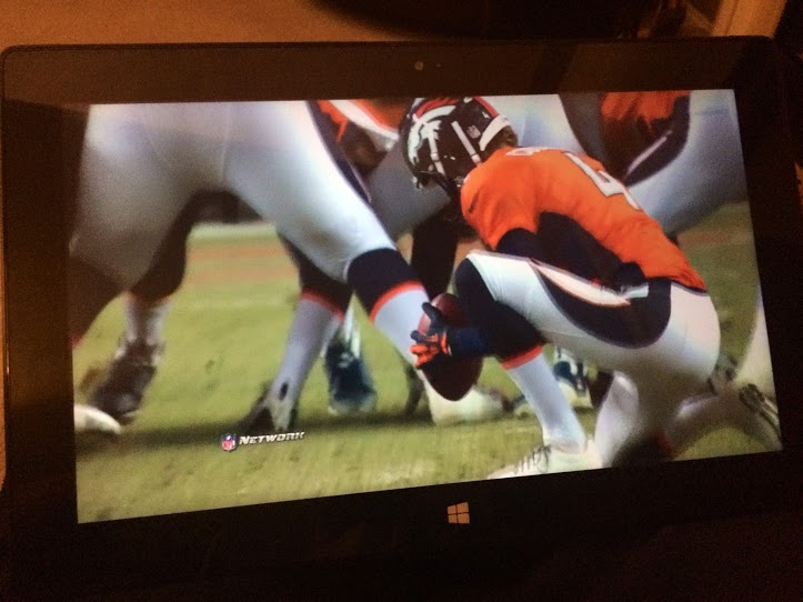 nfl network on surface