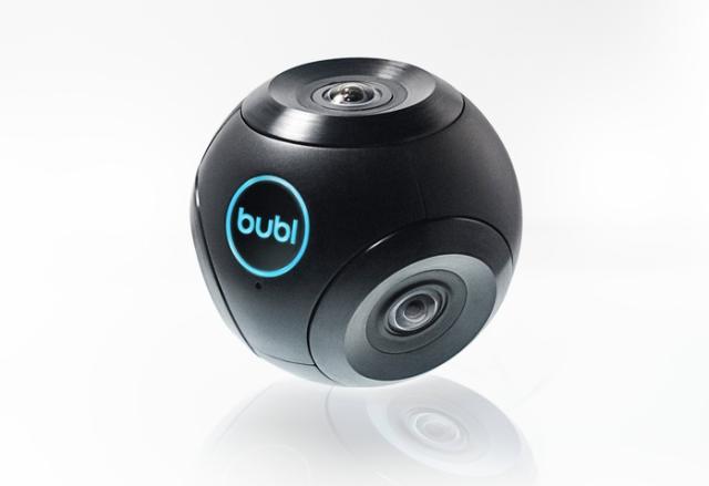 Bubl video camera