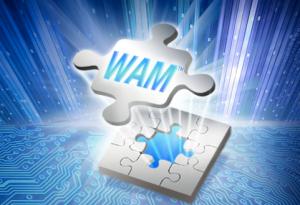 MagnaCom WAM logo