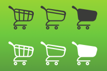 Shopping carts e-commerce