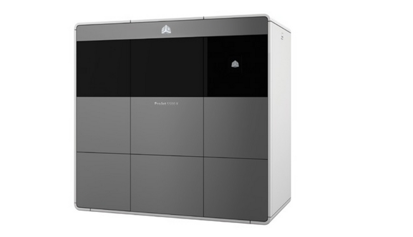 3D Systems ProJet 3D Printer