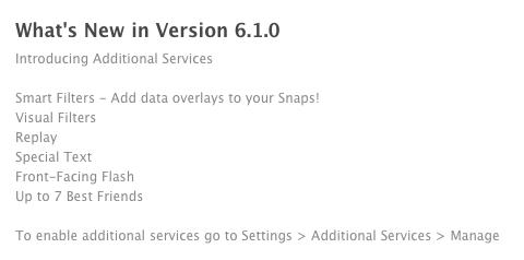 Snapchat replay