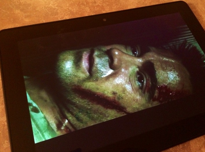 Total Recall on Kindle Fire HDX