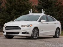 Ford Fusion research vehicle