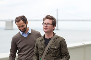 Ben Finkel and Biz Stone