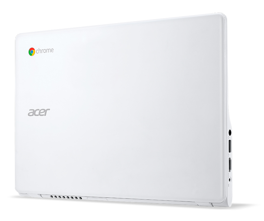 Acer c720 white front