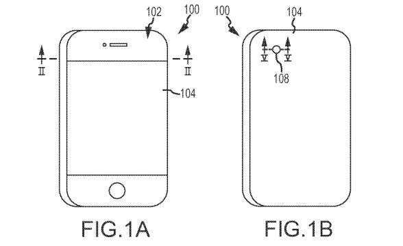 Apple sapphire patent