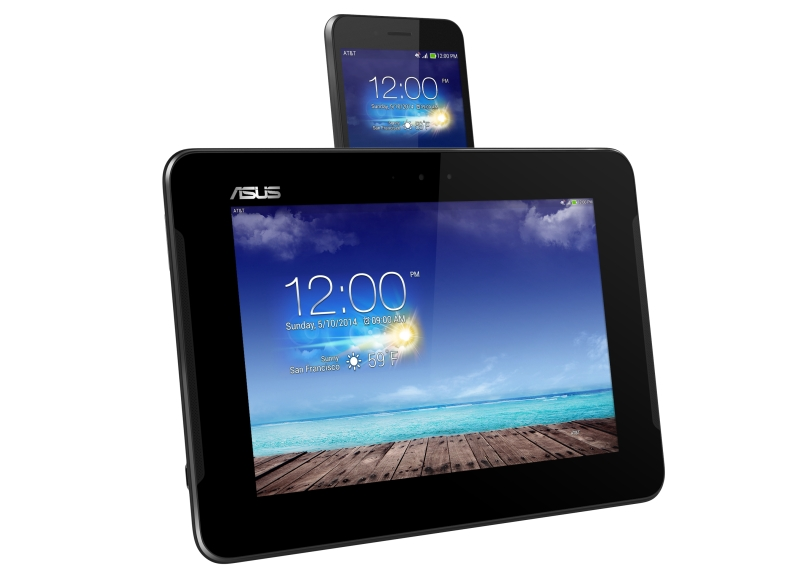asus padfone x front angle