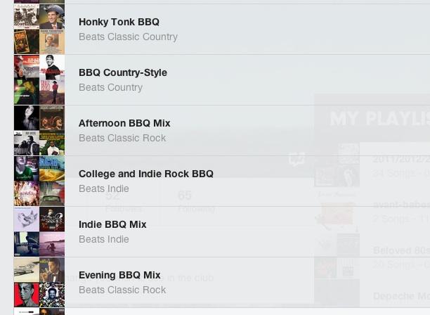 beats bbq mixes