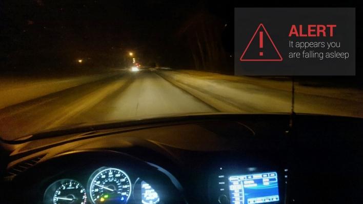 drivesafe for google glass