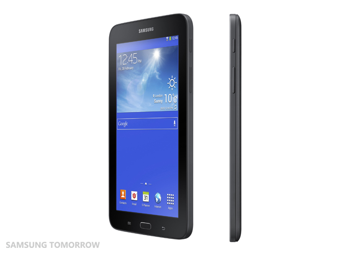 Galaxy Tab Lite 3 black