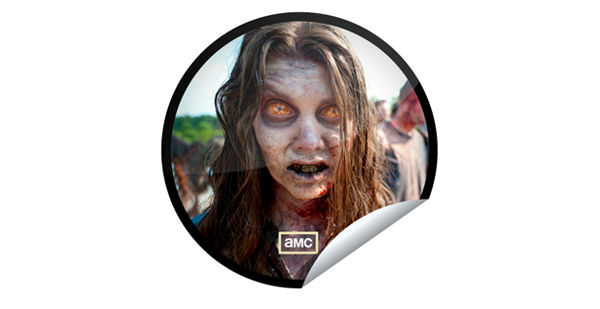 getglue walking dead