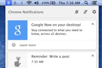 google now desktop