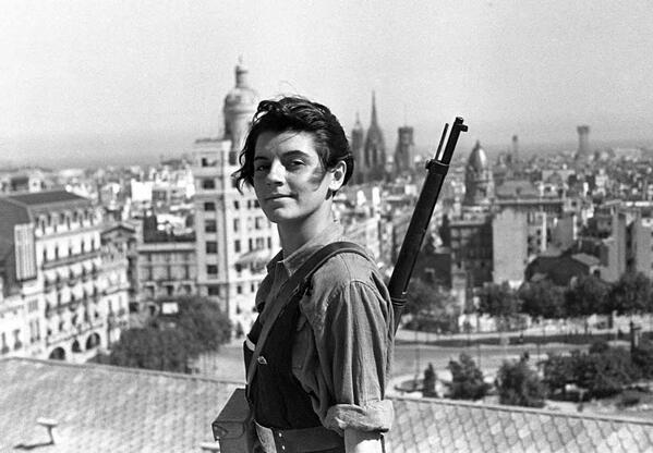 Spanish fighter