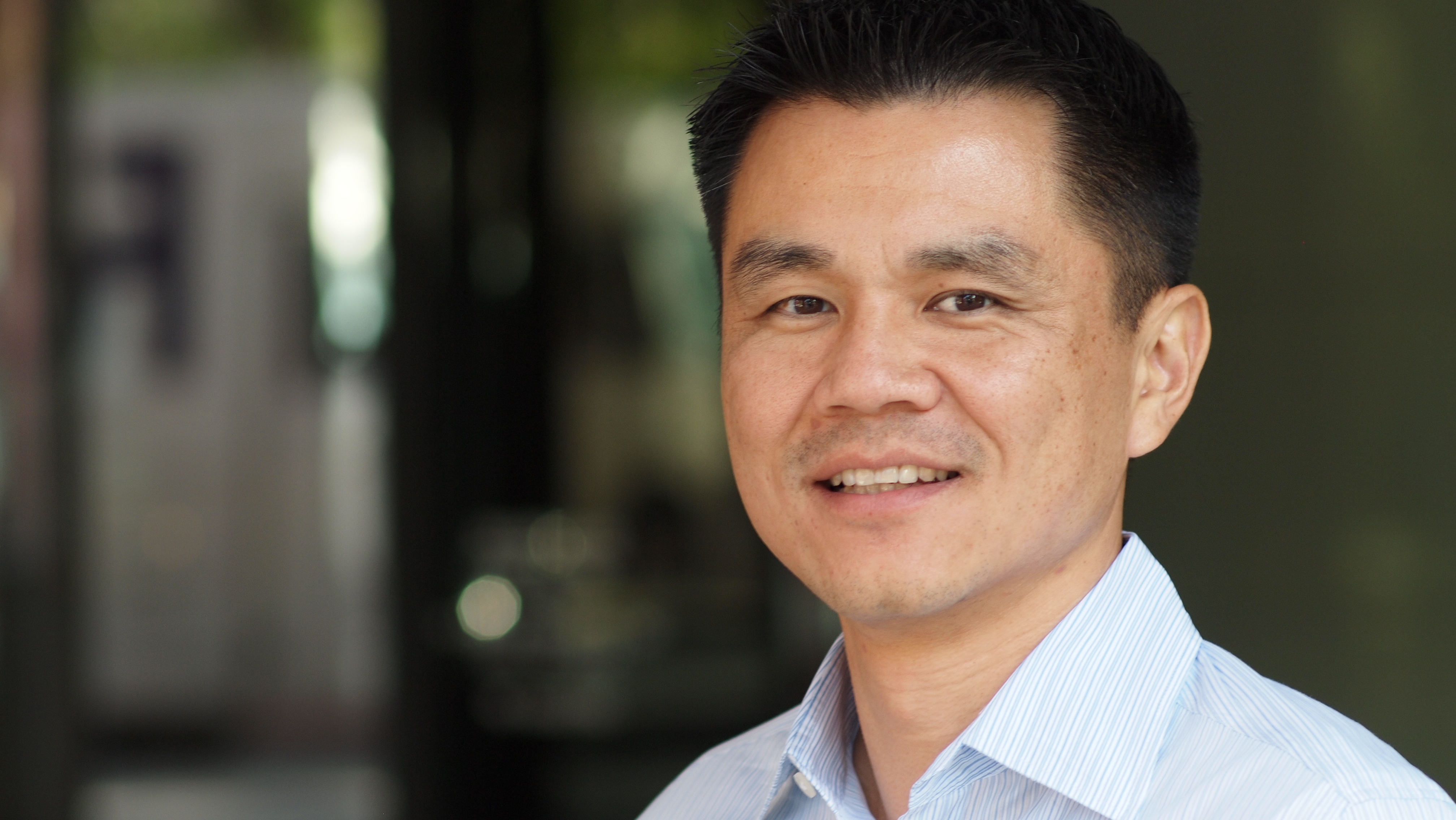 Howard Ting, VP of product manaement and marketing for Nutanix.