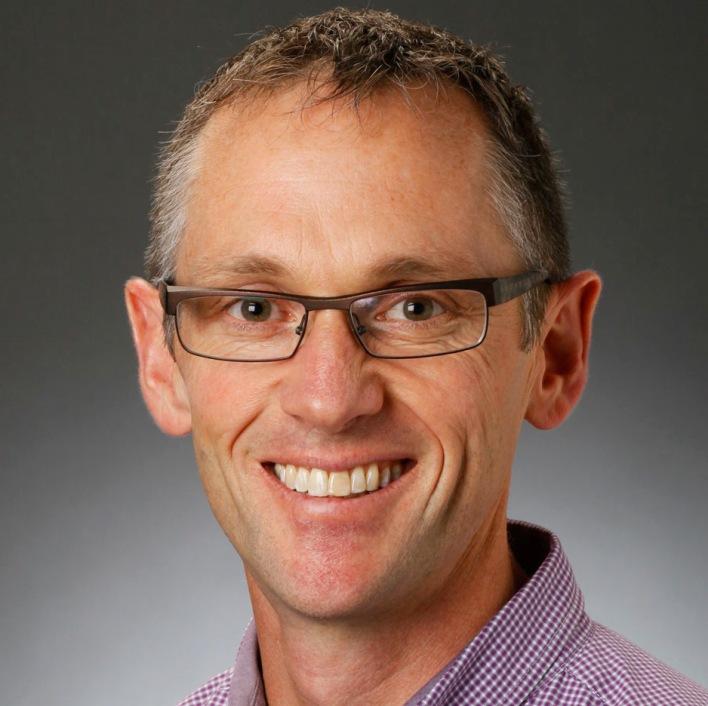 Hugh E. Williams, Pivotal's SVP of Research & Development
